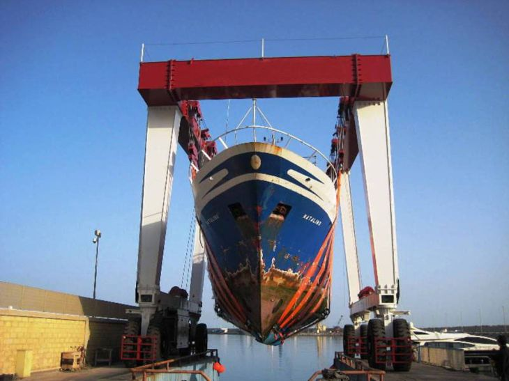 Mobile Boat Hoist Manufacturers and Suppliers - Customized Products - JINRUI