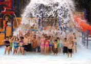 Castaway Cove at Soak City