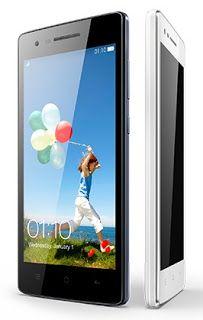 OPPO Mirror 3 Smartphone Android Kamera 8 MP dan 5 MP
