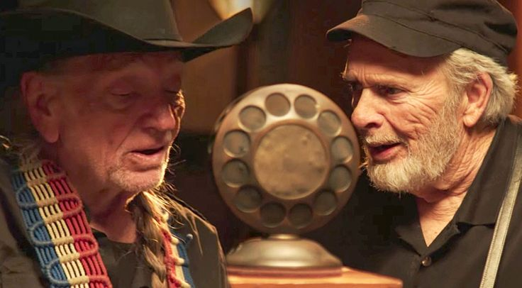 Unseen Duet Between Willie Nelson & Merle Haggard  Surfaces, they teamed up on numerous occasions over the years, Their last release was 2015's Django & Jimmie. It just the last album that Nelson & Haggard released together. It was the final album Haggard released before his death on April 6, 2016. This is a previously unseen clip of Nelson & Haggard singing one of the tracks.