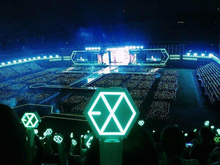170528 EXOrDIUM dot in Seoul ❤
