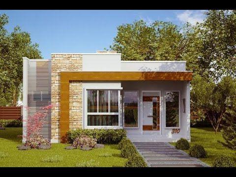 Plano de casa de 70 metros cuadrados - YouTube
