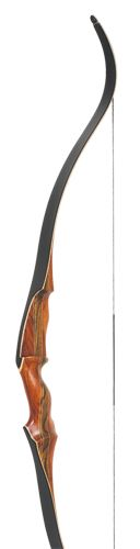 The Mamba recurve from Martin Archery is a redesigned Martin Highspeed of old. Traditional Bowhunter...