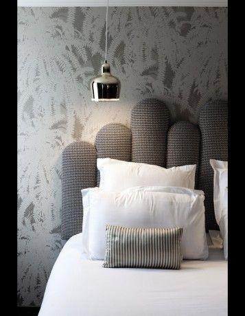 Dorothée Meilichzon - Quand les décoratrices investissent des hôtels - Elle Décoration