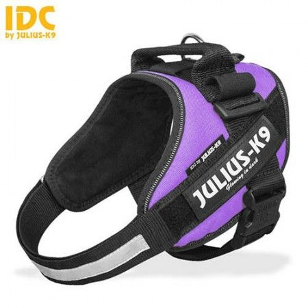 Julius K9 IDC-Powerharness 0 Purple - Julius-K9 Julius-K9 IDC-Powerharness IDC 0 - globaldogshop.com