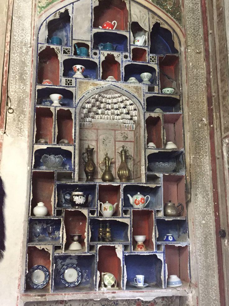 Bukhara hotel boutique komil