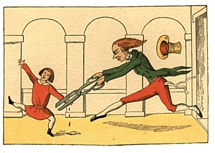 Strewwelpeter The Story of Little Suck-a-Thumb