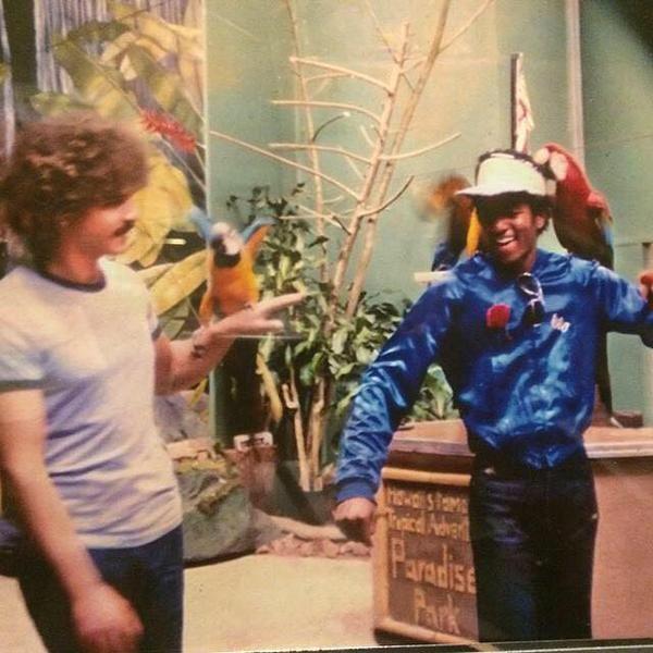 Michael & Bruno Mars' father, Peter Hernandez