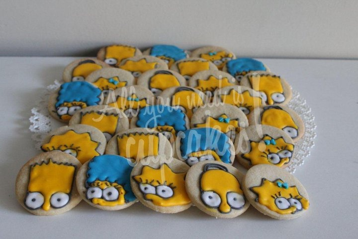 Simpsons Food Recipes