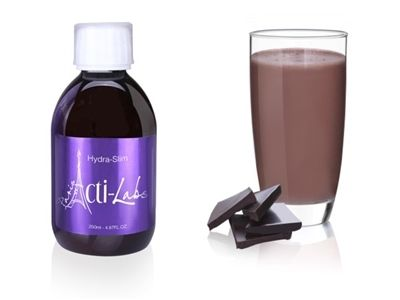 CHOCOLATE SHRED KIT $33.50 Your kit contains 250ml Hydra-Slim and 7  ActiDiet Shakes.