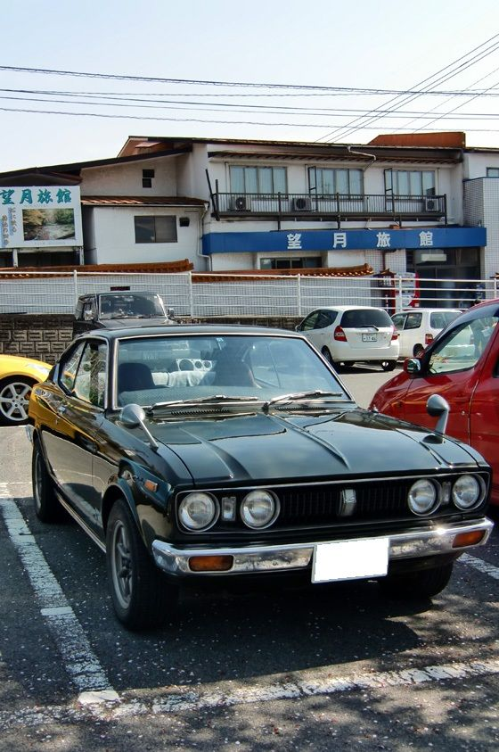 1974 TOYOTA CARINA HT Maintenance/restoration of old/vintage vehicles: the material for new cogs/casters/gears/pads could be cast polyamide which I (Cast polyamide) can produce. My contact: tatjana.alic@windowslive.com