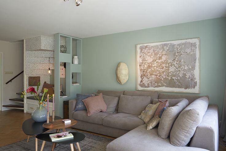 25 beste idee n over trappen schilderen op pinterest verf trap geschilderde trap en - Kleur trap schilderij ...