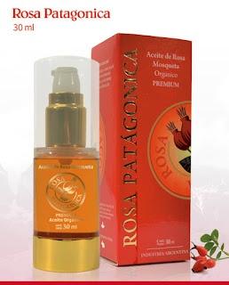 Aceite Organico de Rosa Mosqueta Patagonica Envase de Acrilico de 30 ml http://www.oleoderosamosqueta.com.ar