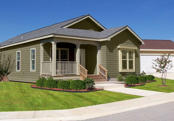 Media Gallery of Manufactured and Modular Home Designs   Palm Harbor Homes - The Brazos