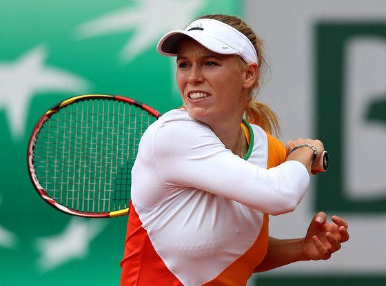 Caroline Wozniacki vs Arina Rodionova Tennis Live Scores - Women's Australian Open