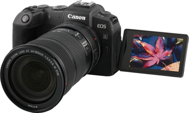 Canon Eos Rp Mirrorless Camera With Ef 24 105mm F 3 5 5 6 Is Stm Lens 3380c052 Best Buy In 2021 Mirrorless Camera Canon Eos Eos