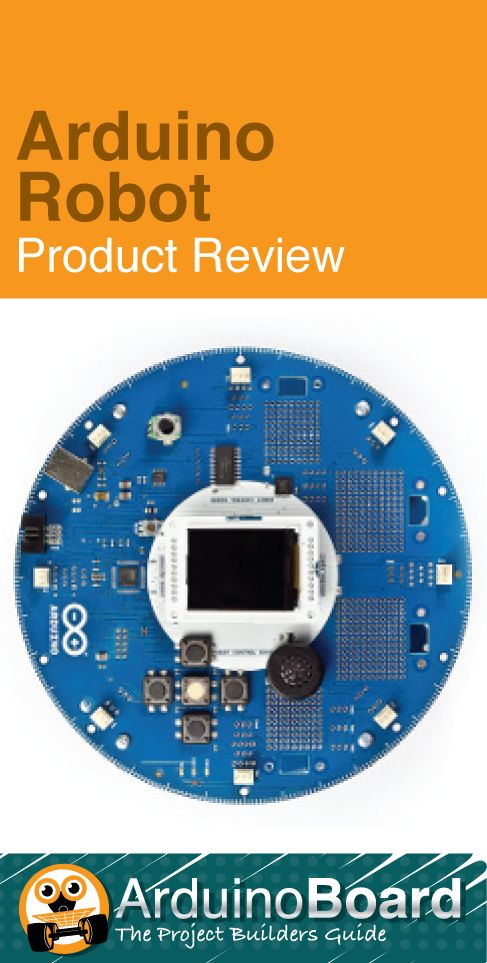 Arduino robot board product review click here