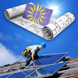 SUNSOLAR Energy Experts will advise you on a system that suits your home and your budget.    No hassle installation    Quality components  Scaffolding used where required  Our installers are fully qualified,  From start to finish    Our designer agrees on a final price and system that suits your needs  Date agreed for installation  Installation in three to four weeks from order  Many installations take just one day (will vary depending on system size)  SUNSOLAR will set up your feed in