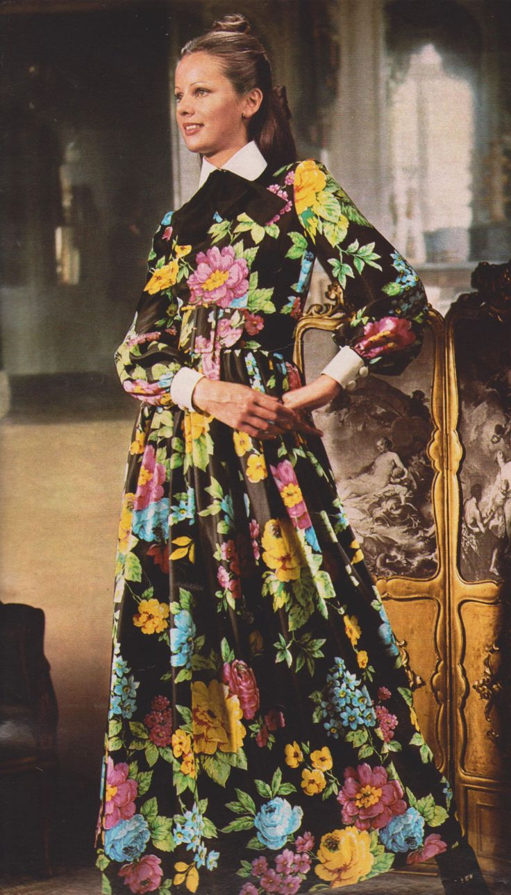 Retro Revolution Where To Find Vintage Clothing In: Jean Patou Jours De France - Autumn 1972