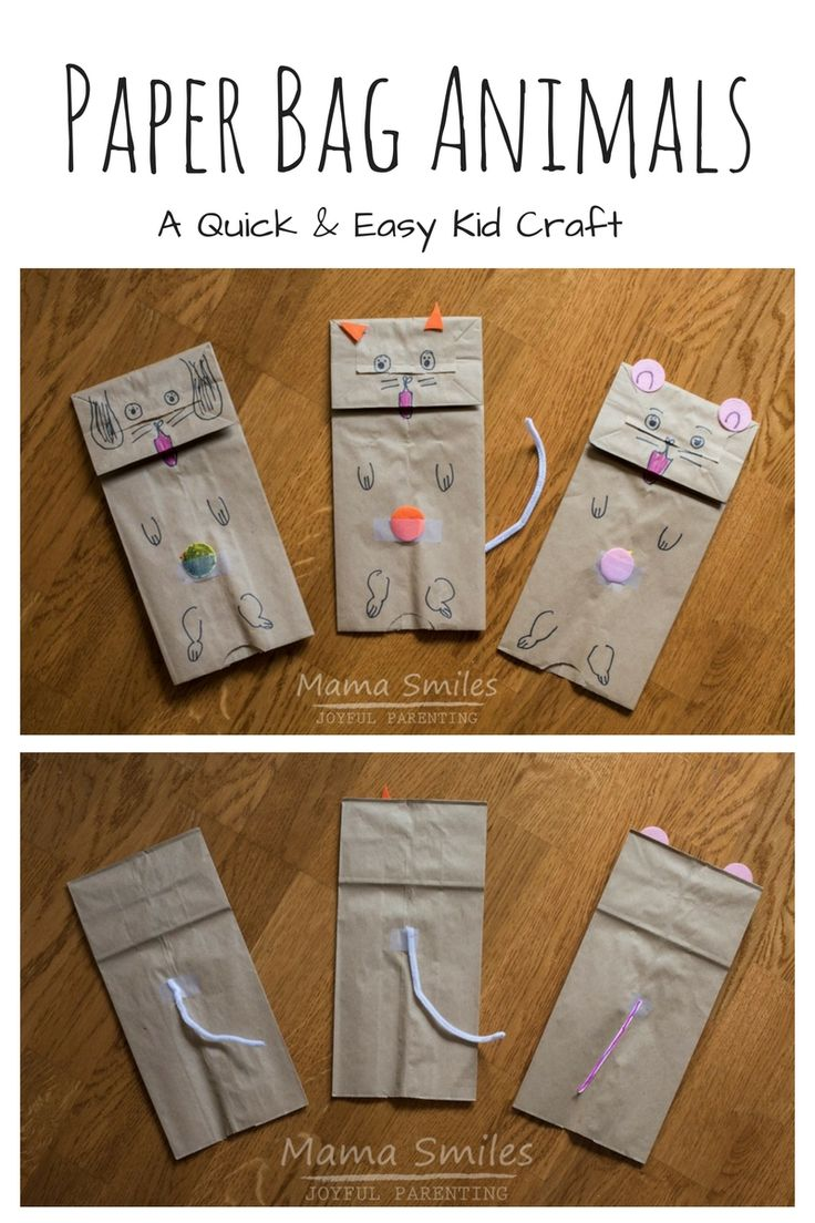 paper bag crafts 975 best and easy kid crafts images on 2606