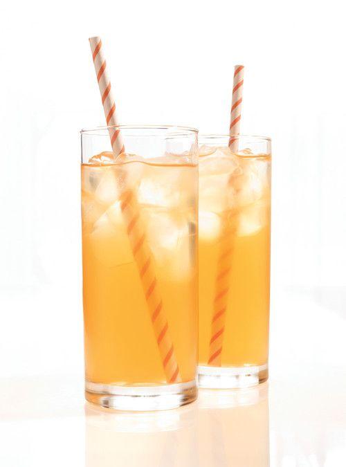 Thé rouge glacé au citron Recettes | Ricardo