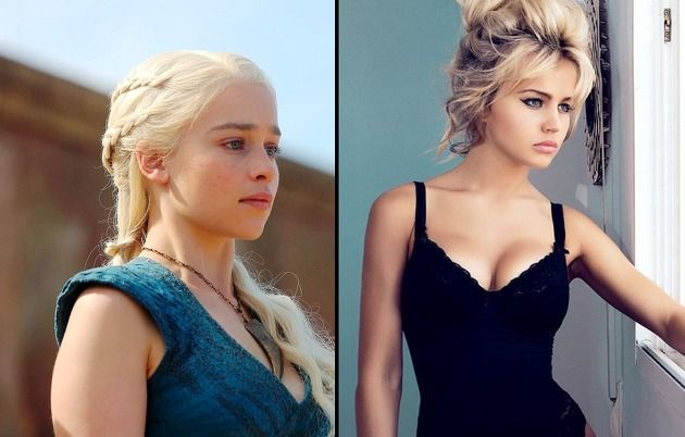 Meet Rosie Mac The Body Double of Daenerys On Game of Thrones