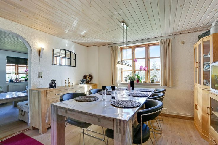 Villa på Tåstrupvej i Store Merløse - Spisestue