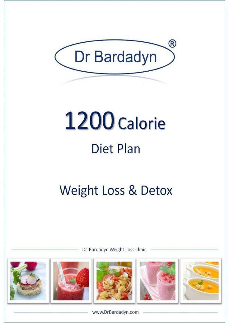 1200 calorie diet plan - detox diet plan