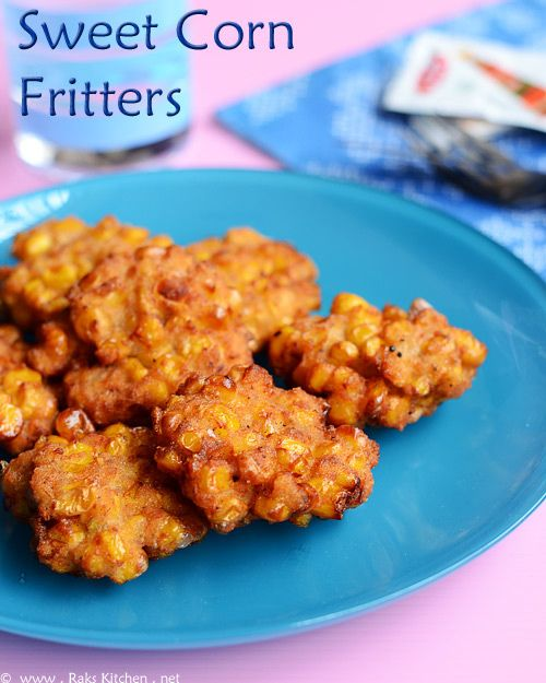 sweet-corn-fritter-recipe by Raks anand, via Flickr