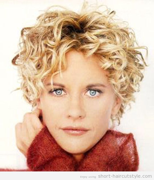 Latest Short Curly Hairstyles: New And Trendy Short Hairstyles For Women