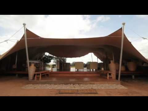 Welcome to Sayari Camp, Asilia Africa