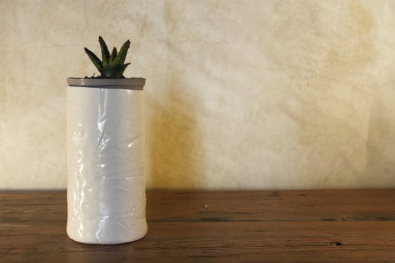 Hey, I found this really awesome Etsy listing at https://www.etsy.com/listing/188543806/white-porcelain-vase-with-delicate-lace