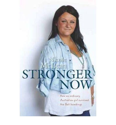 Bali Bombing survivor Nicole McLean