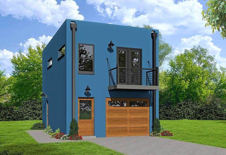 Adu Apartment Over Garage Space Apartments Exterior House Exterior Modern Garage