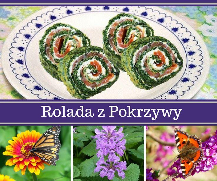 Tylko TU Przepis na: Zieloną Roladę pełną zdrowia >> http://www.mapazdrowia.pl/przepisy/zielona-rolada-na-zdrowie/