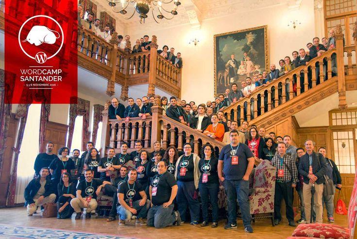WordCamp Santander 2016: El resumen - Mauricio Gelves
