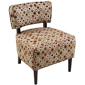 Beige Dot Accent Chair From Big Lots Big Lots Shopping