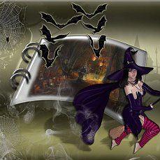 fantasy forest fairy фентези, хеллуин