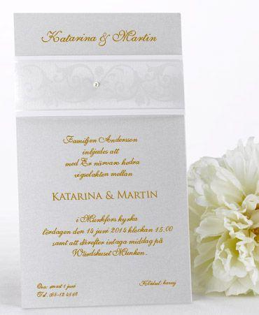 Inbjudningskort Perla #calligraphenwedding #calligraphendetails #bröllop #wedding #winter #invitations #inbjudningskort #bröllopskort