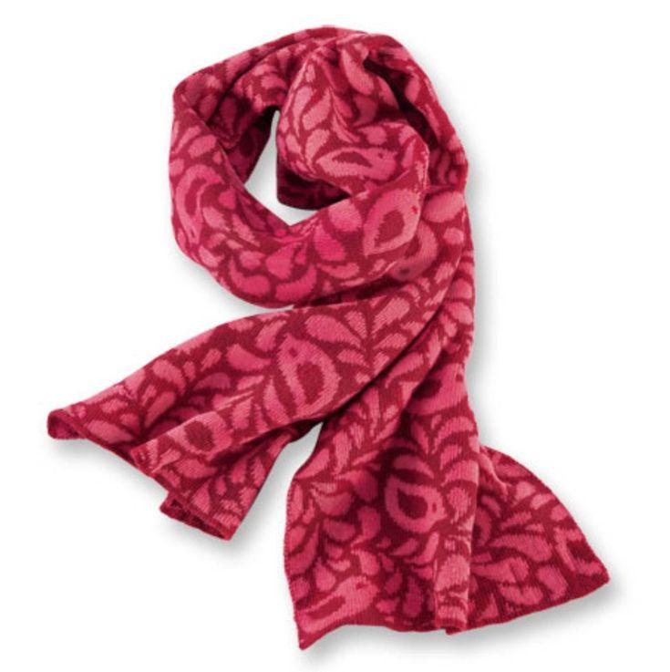 Think Pink   McKernan Woollen Mills   Handmade scarves and accessories   Irish Made   Irish Design   Weaving & Knitting
