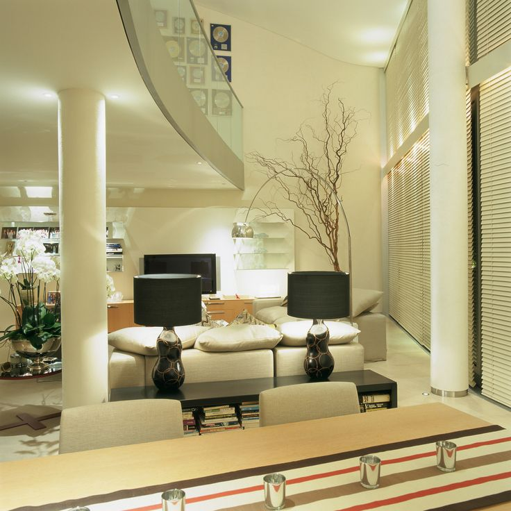 Lighting Design By John Cullen Lighting · Portfolio LightingLiving Room ...
