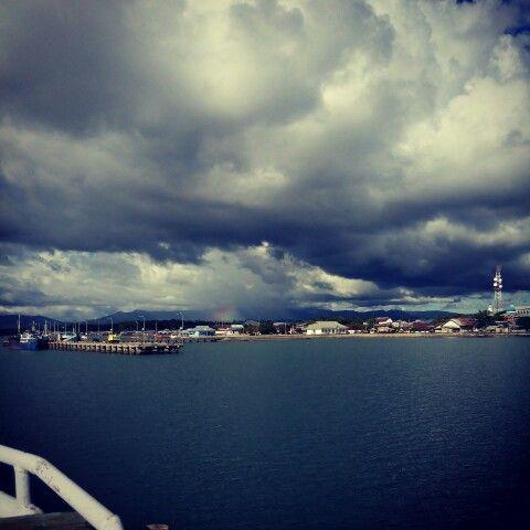 Port of Daruba, Morotai