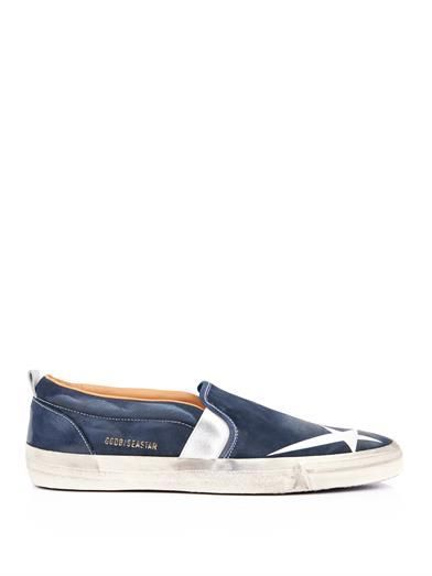 Golden Goose Deluxe Brand Seastar - Blue White