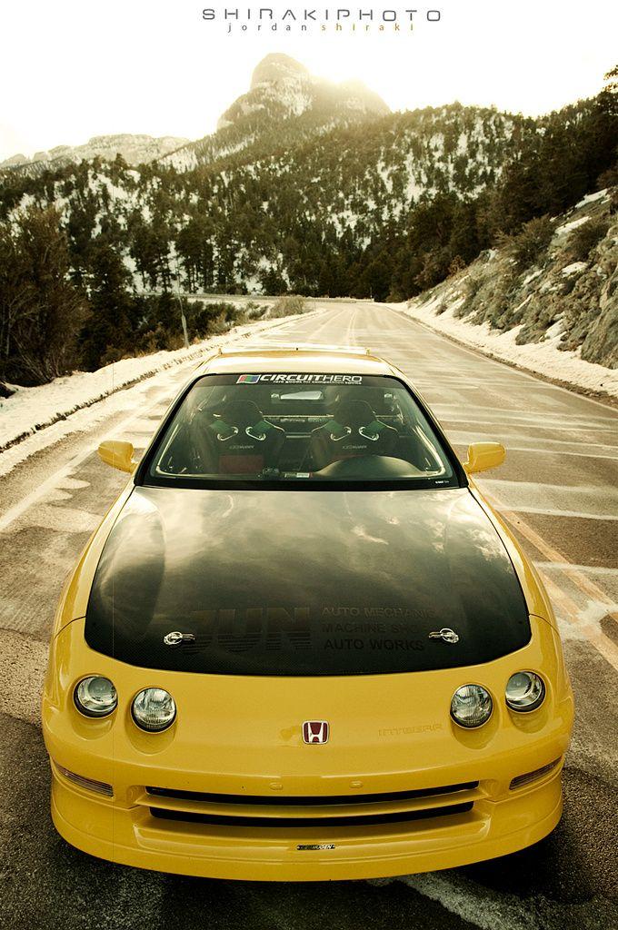 Original Honda Integra Type R