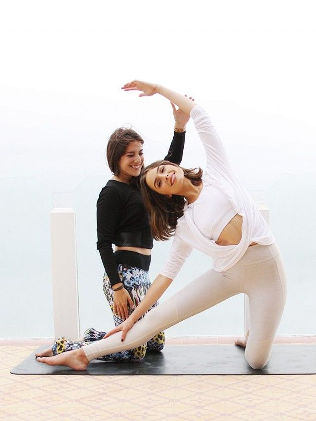 Olivia Culpo and her trainer Marlene Martinez show you how to get leaner and fitter in two weeks.