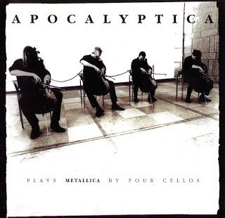 "Cries from the Quiet World: Apocalyptica ""Plays Metallica By Four Cellos"""