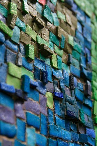 3D mosaics