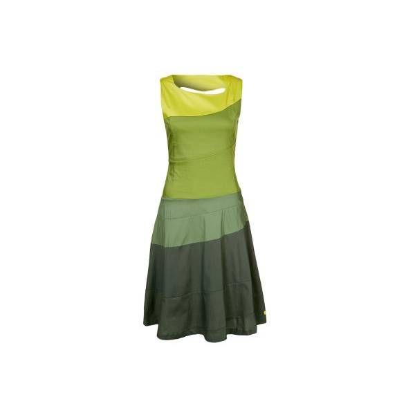 Økologisk Karine kjole fra Skunkfunk, købt hos saltshop.dk.