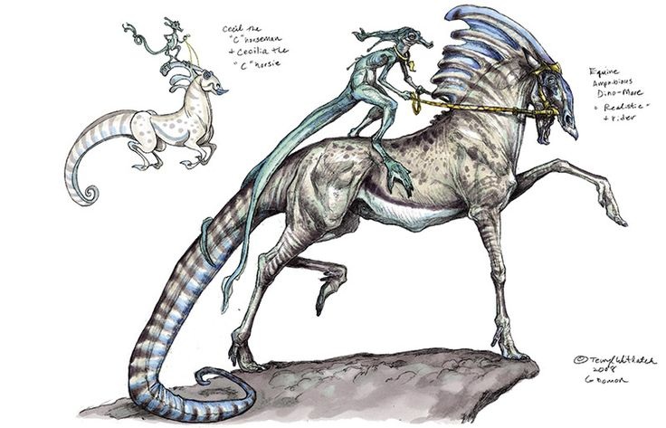 Image result for terryl whitlatch, creature design