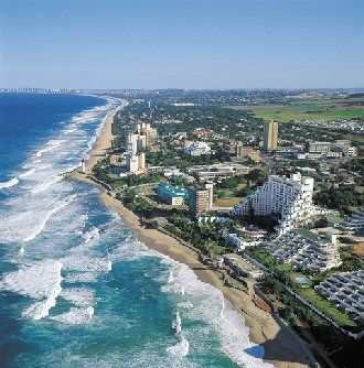 Umhlanga - 10min drive form Durban. Fantastic Sub-tropical beaches - North Coast - Kwazulu Natal